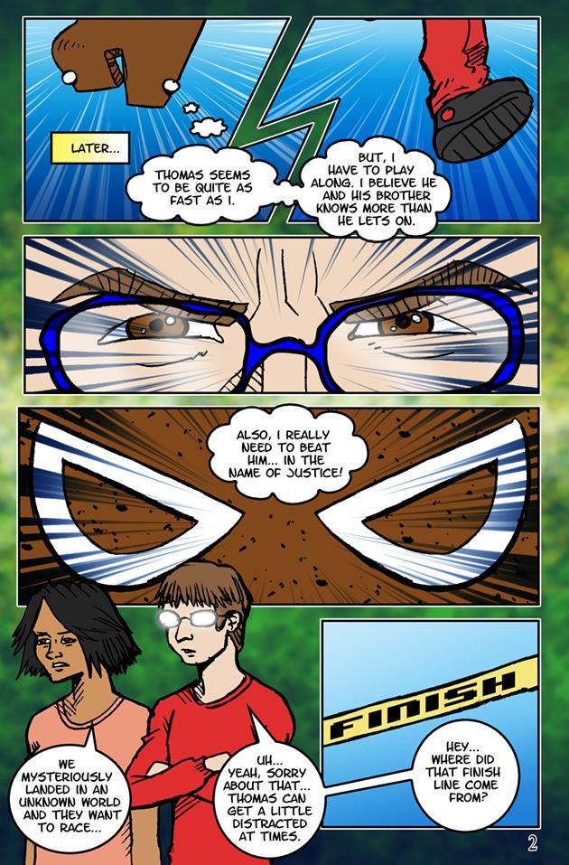 Fan-Comic Theatre page 2